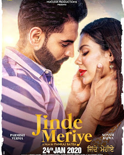 Jinde Meriye 2020 Punjabi 720p WEBRip