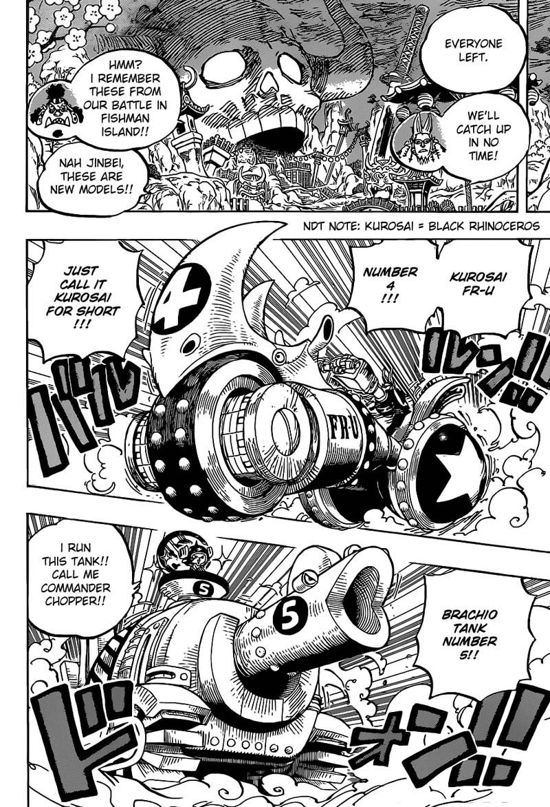 One Piece Manga Chapter 979 - Image 006