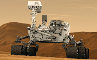 Robots that have been to Mars