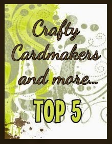 top5 chez Crafty Cardmaker's