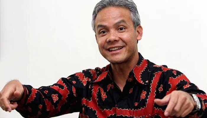 Ganjar Pranowo Anjurkan Warga Makan Tiwul