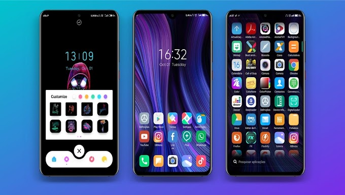 CustomOS v11 MIUI Theme | MIUI 11 MTZ Theme with MIUI 11 Font