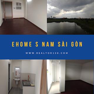 căn hộ Ehome S Nam Sài Gòn Block G đường Nguyễn Văn Linh