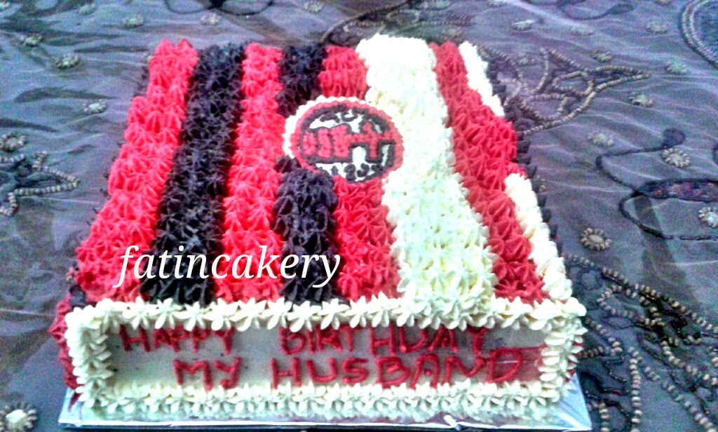 Fatin Cakery Birthday Cake Ac Milan