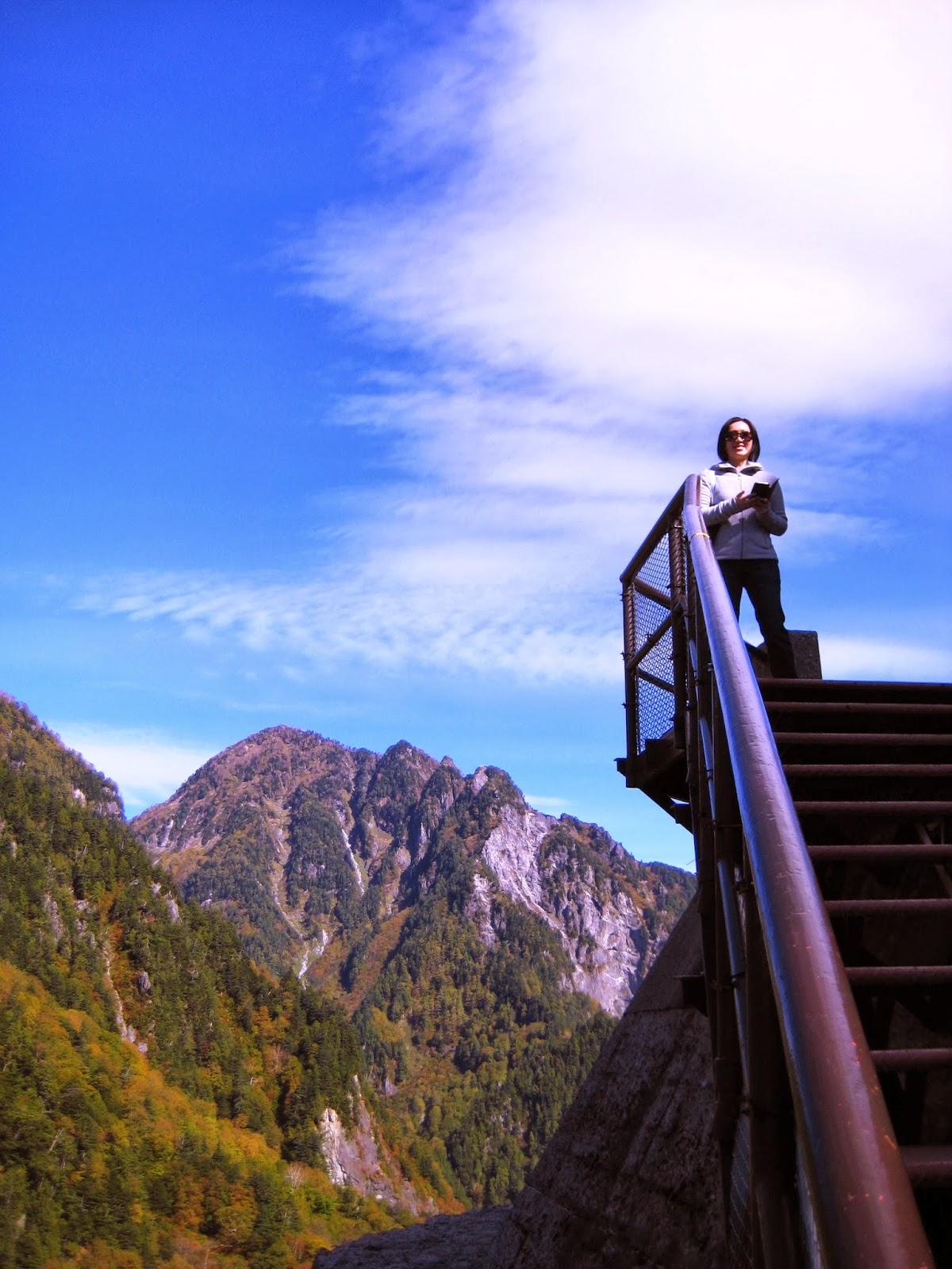 Happy Tours: 日本中部自由行2013-立山黑部(Day 2-2-黑部)