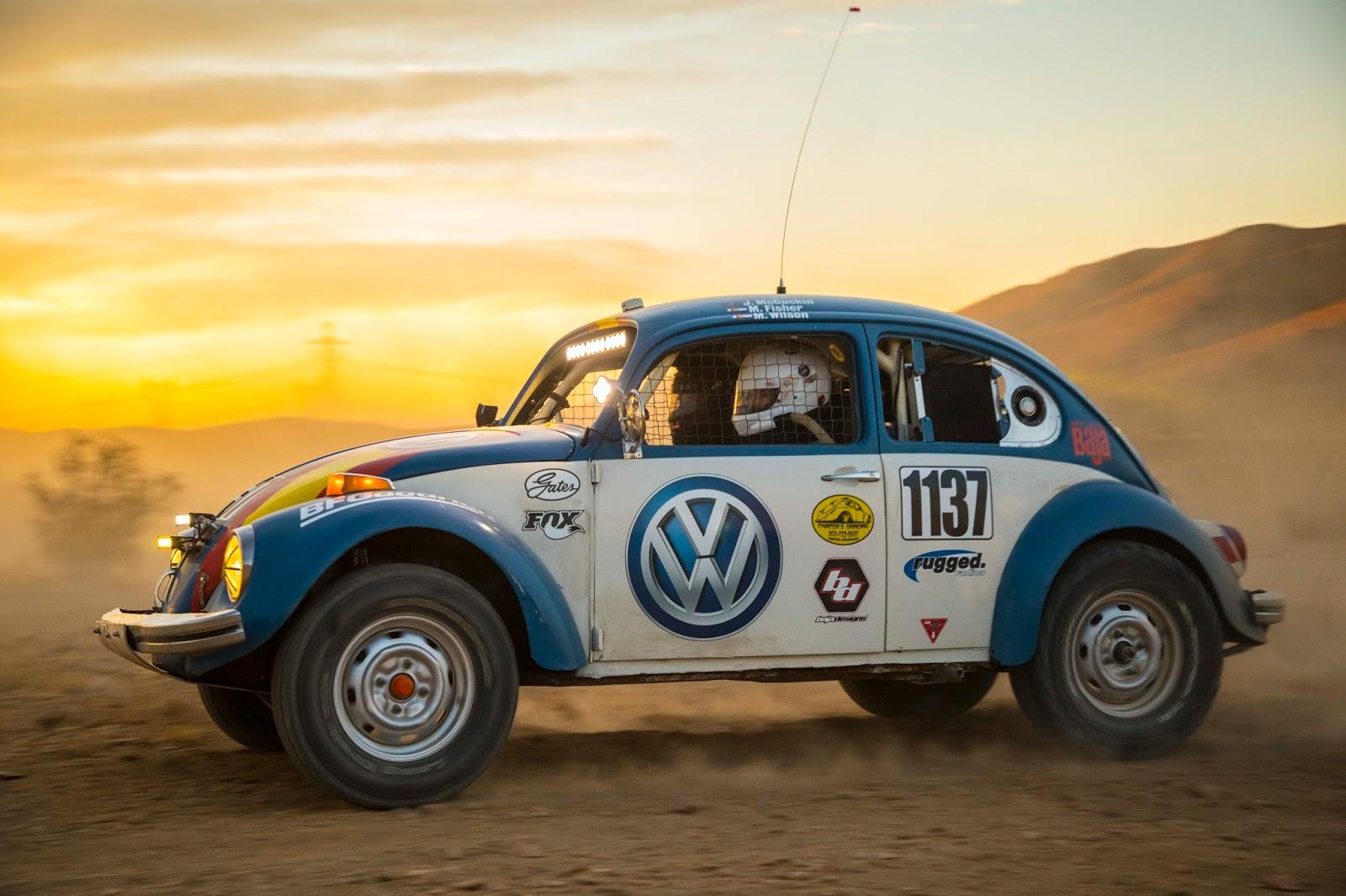 VW Sponsors Project Baja