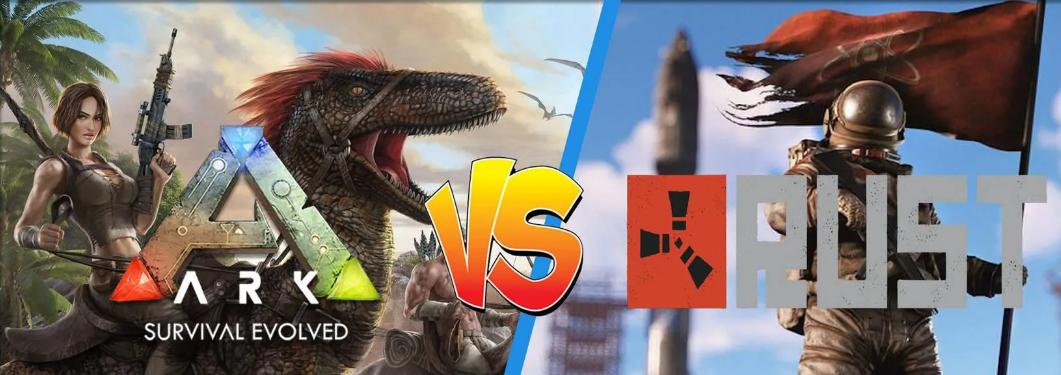 Rust vs Ark: Survival Evolved - Which is better?