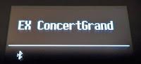 Kawai EX concert grand sound