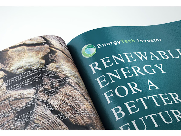 Brand Identity: EnergyTech Investor
