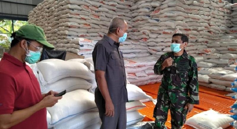 Sidak Bulog Bogor, Ru'yat: Stok Beras Aman Sampai Akhir Tahun