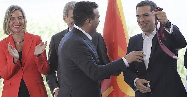 Tagespost: Die mazedonische Frage