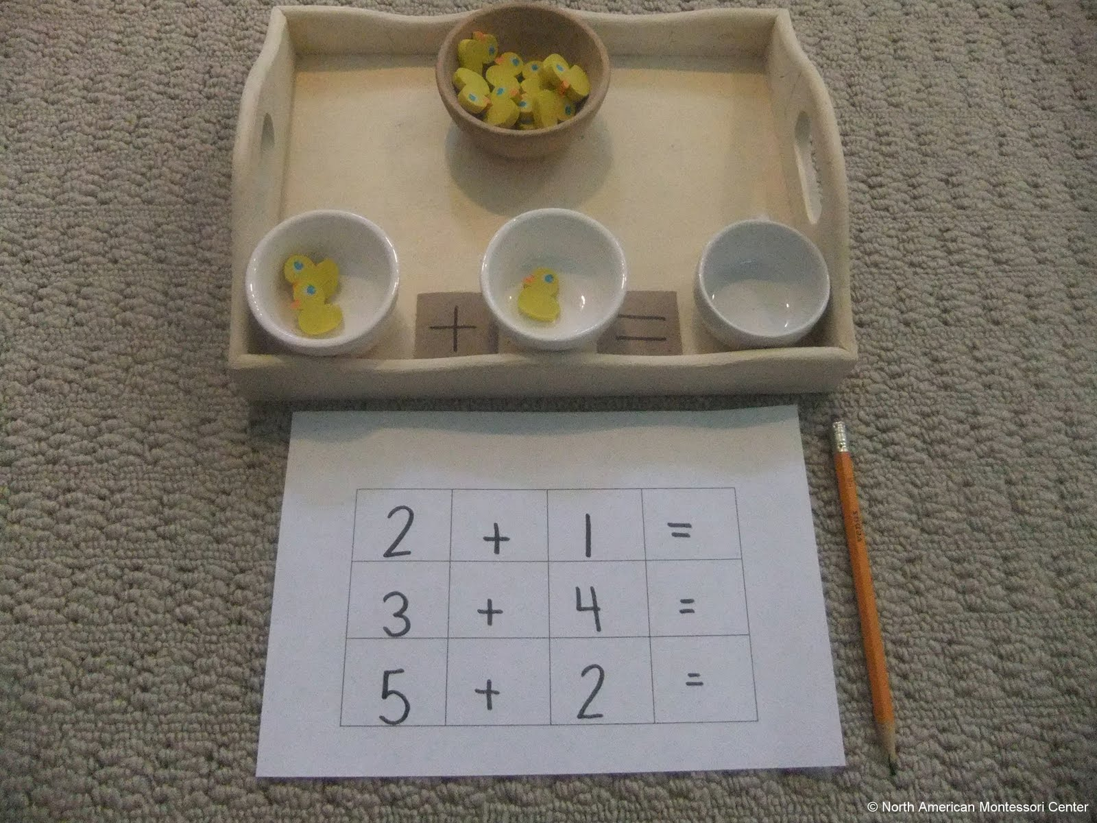 Fun Easter Curriculum Activities For Montessori Preschool Classrooms