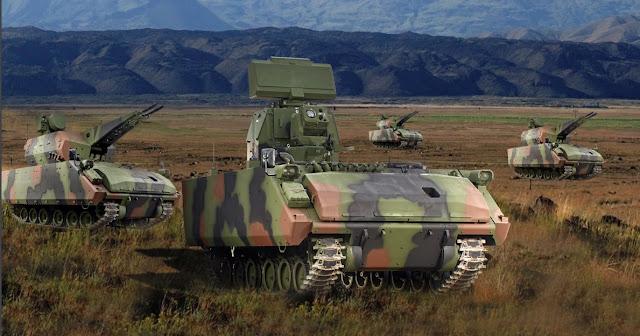 FNSS ACV-30 Oerlikon GDF 35mmKorkut SPAAG