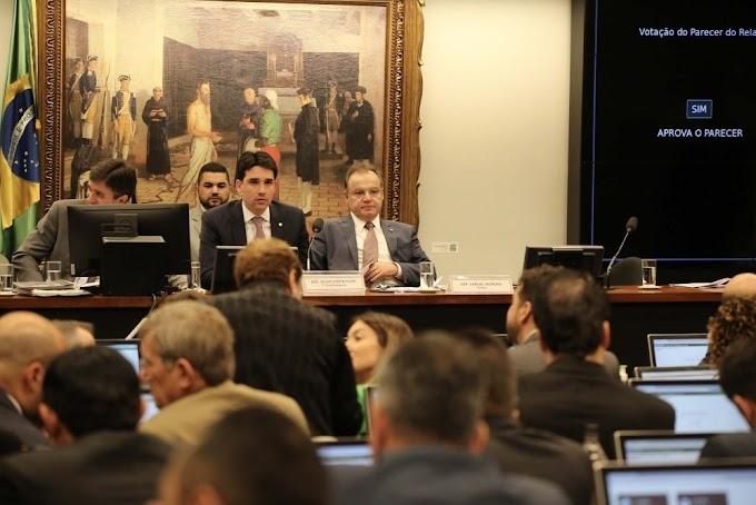 Relatório da reforma da Previdência é aprovado na comissão especial
