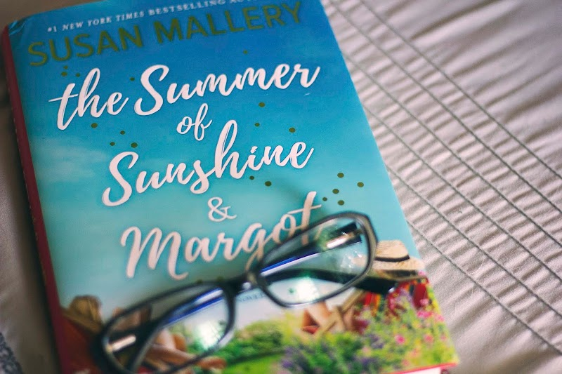 The Summer of Sunshine and Margot by Susan Mallery - TLC Book Tour