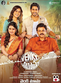 Venky Mama 2019 Telugu 1080p WEB-DL 1.7GB With Subtitle