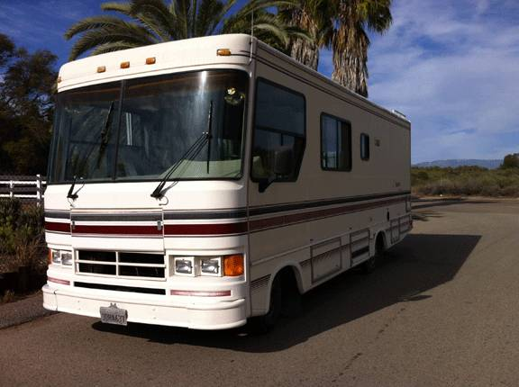 Used RVs 1990 Mallard Sprint Class A Motorhome For Sale by Owner
