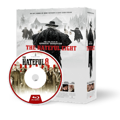 Los 8 Más Odiados | The Hateful Eight 2016