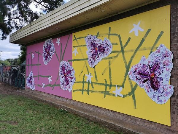 Street Art in Campbelltown by Merindah Funnell & Peter Gregson
