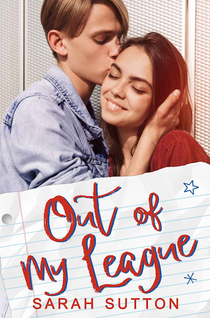 Out of My League by Sarah Sutton