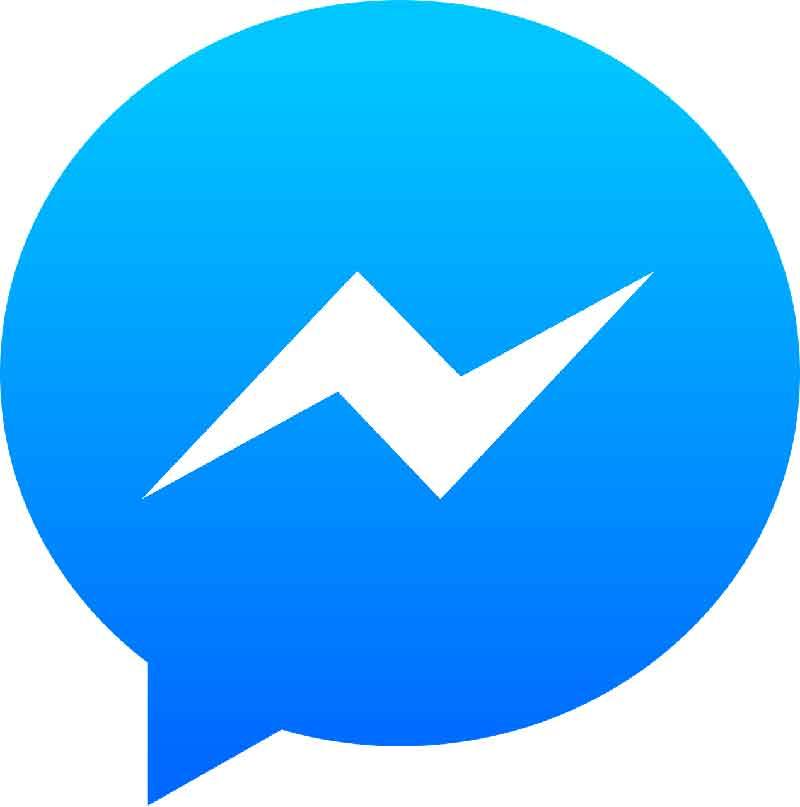 Messenger popular social messaging app - RealBSG