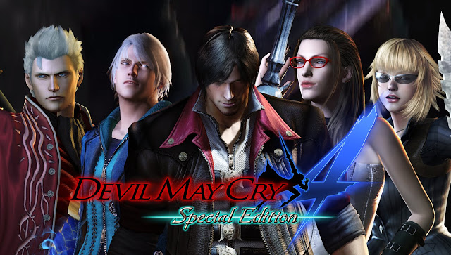Download Devil May Cry 4 Special Edition for PC Full Version