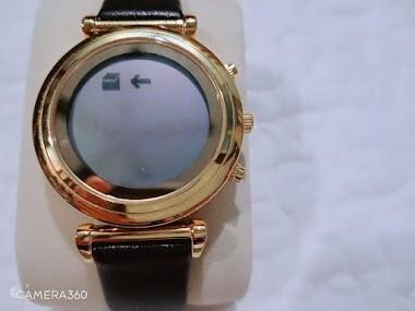 Jam Azan dan Kiblat dari Buruj Watches