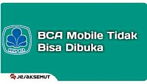 8 Penyebab Utama!! BCA Mobile Tidak Bisa Dibuka (Error)
