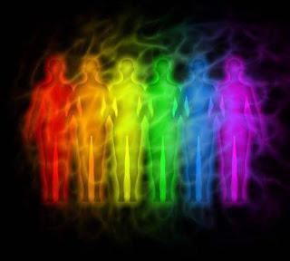 El aura de las personas