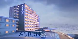 Paket wisata Aston Belitung