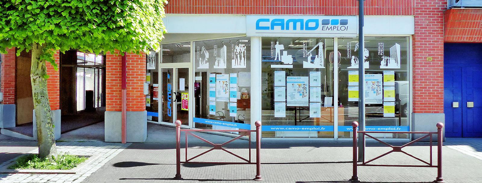 CAMO Emploi, Tourcoing Centre