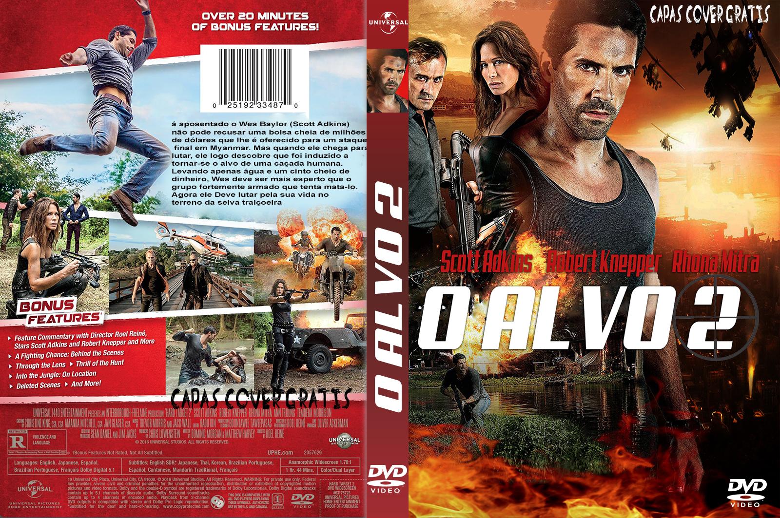 O Alvo 2 DVD-R O 2BALVO 2B2