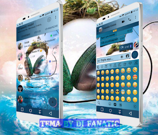 Ancient Headphone Theme For YOWhatsApp & Fouad WhatsApp By DJ
