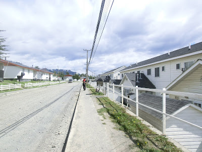 RELAJADOS EN PUERTO WILLIAMS