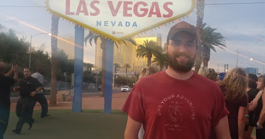 A Brief Trip to Las Vegas, Nevada