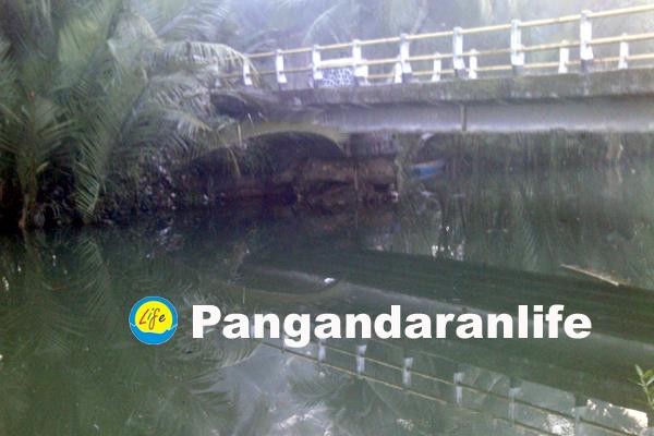 Jembatan Kalenceri Pangandaran