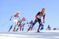 Ilia Chernousov de Rusia en 50 Km masculinos