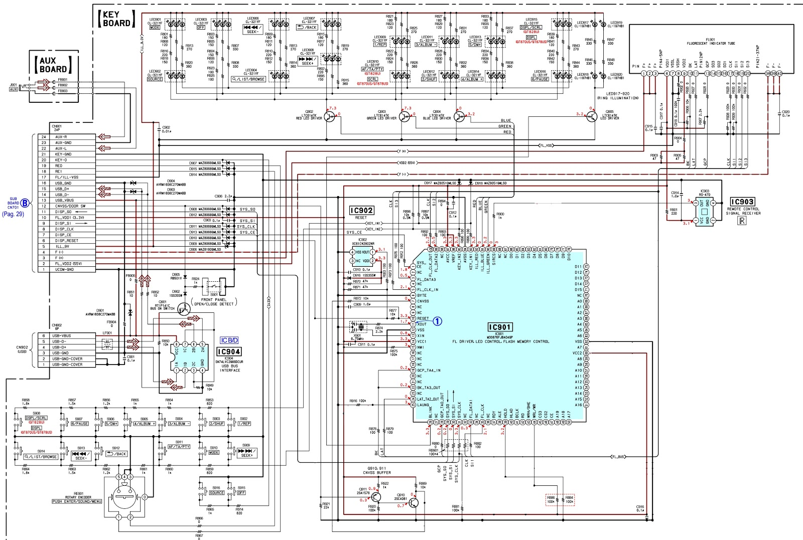 Cdx Gt827ux Sony Car Radio Circuit Diagram Wiring Diagram Error Codes