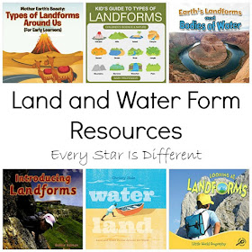 Land and Water Form Resources