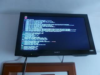 monitor raspberry pi