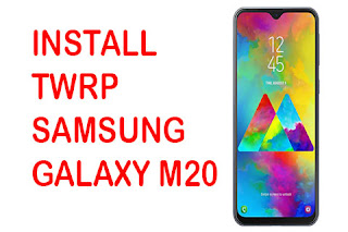 install twrp samsung galaxy m20