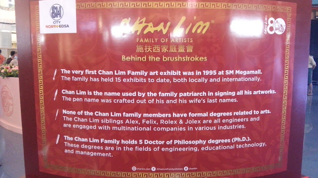 The Chan Lim family is one of the few remaining notable, and well sought-after,  Chinese brush painting artits in the country today. Their masterpieces could be found in private collections in the Philippines and other countries.