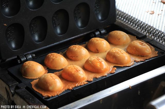 IMG 0224 - 台中西區│吃貨農場雞蛋糕*每日都有不同限定隱藏口味。還有新鮮鵪鶉蛋口味等你來嚐鮮