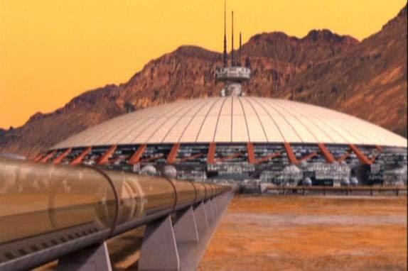 human Mars: Mars colonies in Babylon 5
