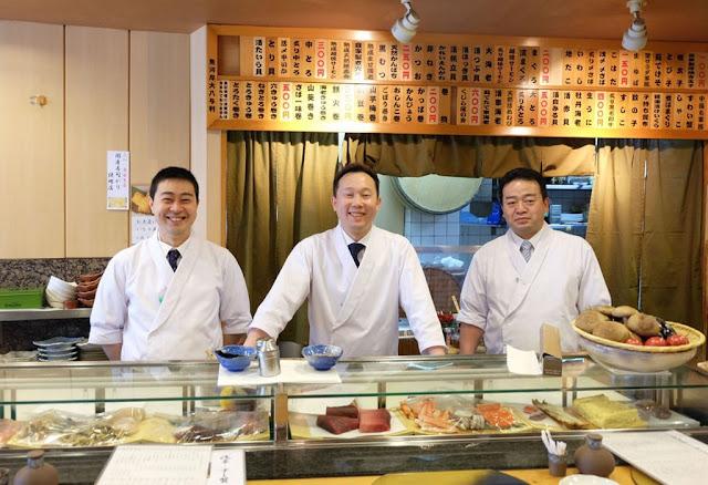 Sushi-Ken (Asakusa, Tokyo)