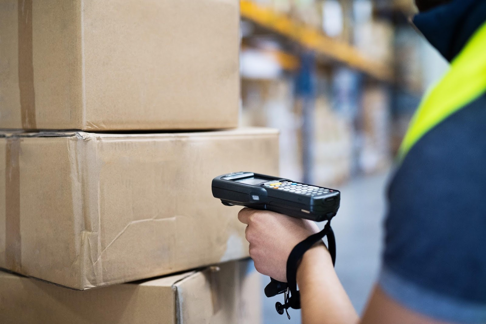 Wearable Technology in Warehouse Management