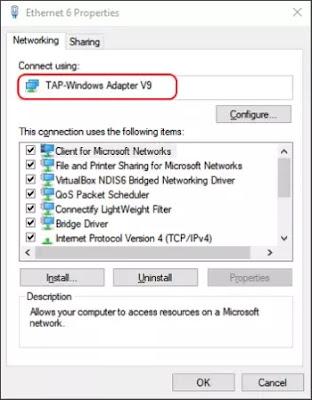 Cara berbagi koneksi VPN melalui Wi-Fi di Windows 10-4