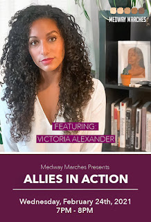 """Medway Marches invites you to """"Allies in Action"""" - Feb 24"""