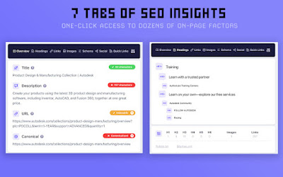 Detailed SEO Extension