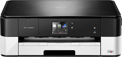 After years of torturing ourselves amongst an Epson  Brother DCP-J4120DW Driver Download